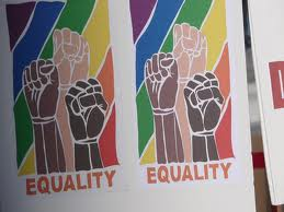 Fight for equality and other such things!!!